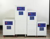 Servo type automatic voltage regulator/ regulator (Three-phase Series)